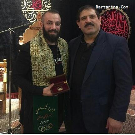 نقش عباس جدیدی در آزادی امیر تتلو از زندان + عکس