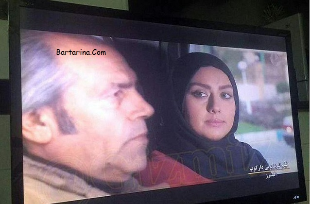 فیلم دارکوب صدف طاهریان بعد از کشف حجاب در شبکه شما تلویزیون