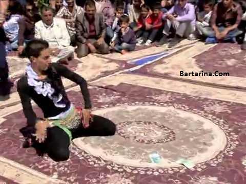 فیلم مسابقه رقص سبزوار به سبک برنامه تی وی پرشیا خردادیان