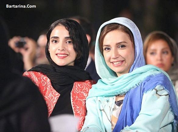 عکس های الهه حصاری بازیگر سریال هشت و نیم دقیقه + بیوگرافی