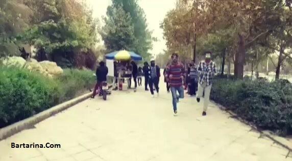 دانلود فیلم چالش مانکن دختر و پسرهای بلوار چمران شیراز