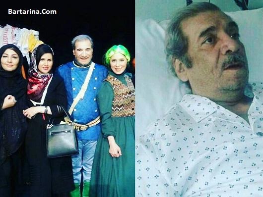 حسین محب اهری ممنوع الملاقات شد + حال محب اهری 27 آبان 95