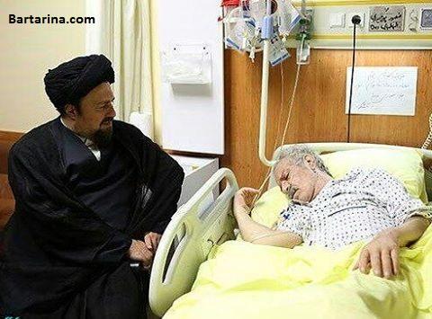 آخرین وضعیت منصور پورحیدری 12 آبان 95 وخیم شدن حال پورحیدری