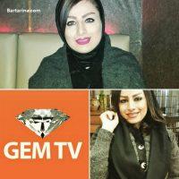 سپیده توفیق مجری شبکه جم Gem به ایران برگشت + عکس
