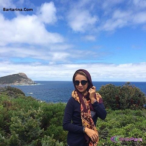 عکس شبنم قلی خانی بازیگر سریال هشت و نیم دقیقه در استرالیا