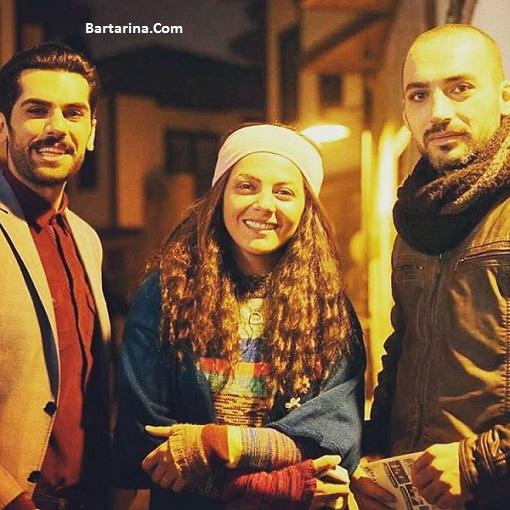 دیپورت بنیامین احمدی بازیگر ایرانی شبکه جم توسط پلیس ترکیه