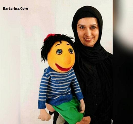 درگذشت دنیا فنی زاده عروسک گردان کلاه قرمزی 8 دی 95 دلیل فوت