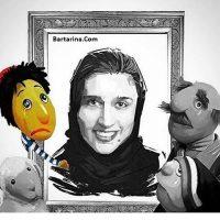 دانلود فیلم مصاحبه دنیا فنی زاده با رضا رشیدپور در تلویزیون