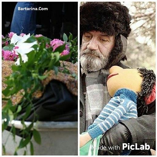 عکس های مراسم تشییع جنازه دنیا فنی زاده 9 دی 95 + فیلم