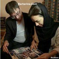 کشف حجاب فاطمه ربانی دختر رئیس جمهور افغانستان + عکس