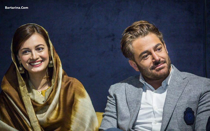 دیا میرزا وارد ایران شد + عکس دیا میرزا بازیگر هندی در تهران