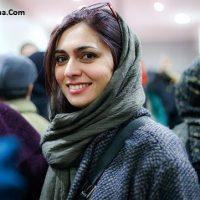 عکس جدید پگاه آهنگرانی بعد از کشف حجاب در پردیس چارسو