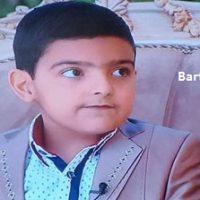 فیلم سجاد رضایی در برنامه زنده رود شبکه اصفهان ۱۹ آذر ۹۵