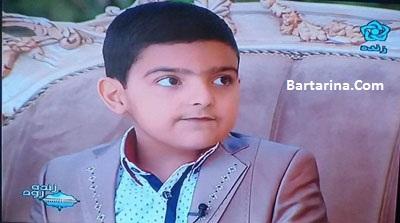 فیلم سجاد رضایی در برنامه زنده رود شبکه اصفهان 19 آذر 95
