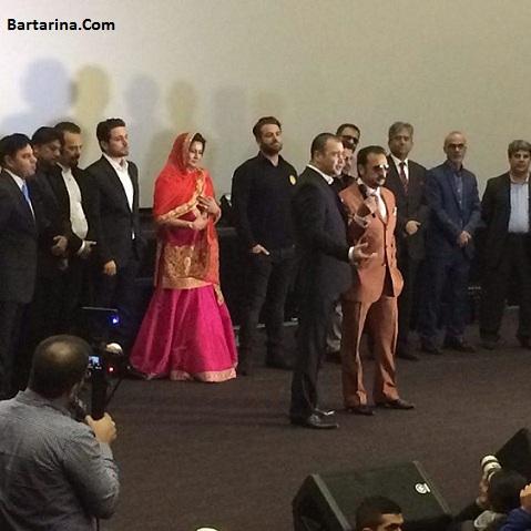 فیلم درگیری و جنجال اکران خصوصی سلام بمبئی در پردیس کوروش