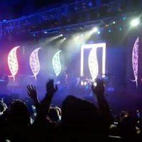 فیلم جنجالی کشف حجاب در کنسرت محمد علیزاده در تهران