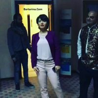 فیلم خداحافظی بهارک صالح نیا بازیگر نقش مهرک از شهر قشنگ