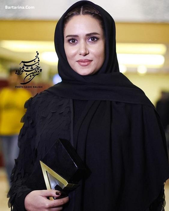 عکس تیپ و مدل لباس بازیگران زن سی و پنجمین جشنواره فجر 95