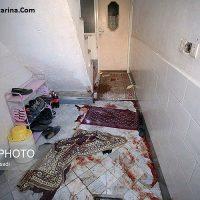 تیراندازی و قتل ۶ نفر در خیابان انقلاب اراک توسط عباس صحرایی