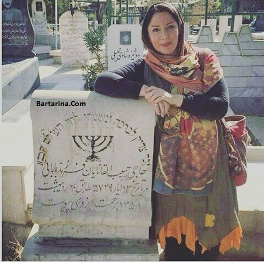 عکس دختر حبیب القانیان صاحب و مالک قبلی پلاسکو