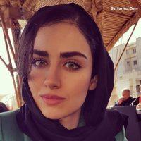 عکس عروسی هانیه غلامی بازیگر سریال آرام می گیریم + ازدواج