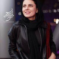 عکس شلوار کردی لیلا حاتمی در جشنواره فیلم فجر ۹۵
