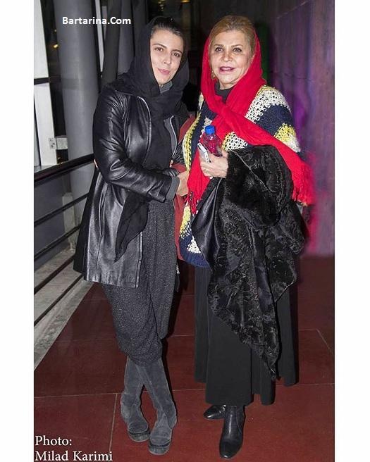 عکس شلوار کردی لیلا حاتمی در جشنواره فیلم فجر 95