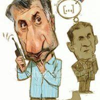فیلم انتقاد جنجالی مایلی کهن از کی روش در برنامه شبکه خبر