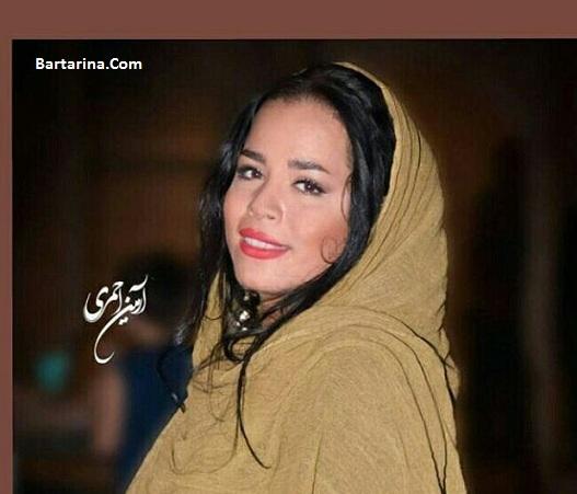 جنجال انتشار عکس بدون حجاب آزیتا حاجیان توسط ملیکا شریفی نیا
