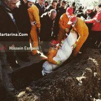 کشف ۲ قطعه و تیکه از اجساد پلاسکو در منطقه هرندی + عکس