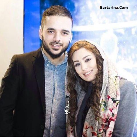 فیلم جشن تولد 29 سالگی سحر قریشی در برج میلاد تهران