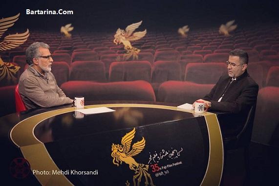 فیلم دعوای ایوبی و افخمی در برنامه هفت دیشب 20 بهمن 95