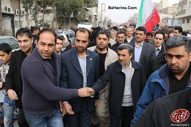 اطلاعیه احمدی نژاد درباره انتخابات ریاست جمهوری 23 بهمن 95
