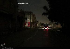 قطع آب و برق اهواز و خوزستان 27 بهمن 95 + اهواز خاموش