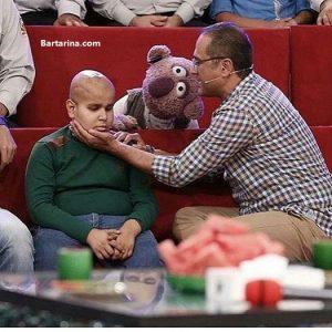 سرطان به امیررضا دوست جناب خان امان نداد + پست محمد بحرانی