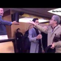 فیلم جنجال درگیری مسعود کیمیایی در نشست خبری قاتل اهلی