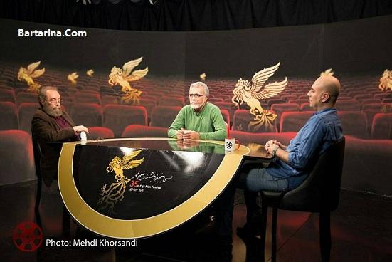 فیلم افشاگری برنامه هفت درباره حذف فیلم و گاف جشنواره فجر 95