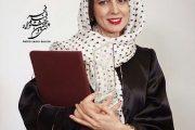 عکس بی حجاب لیلا حاتمی در اختتامیه جشنواره فیلم فجر ۹۵