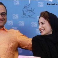 فیلم جنجال در نشست خبری فیلم نگار رامبد جوان جشنواره فجر ۹۵