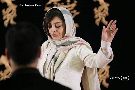 فیلم افشاگری ساره بیات با بغض از اتفاقات جشنواره فیلم فجر 95