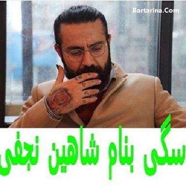 فیلم توهین شاهین نجفی خواننده مرتد و هتاک به امام رضا (ع )