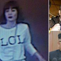 فیلم لحظه ترور برادر رهبر کره شمالی در فرودگاه توسط یک زن