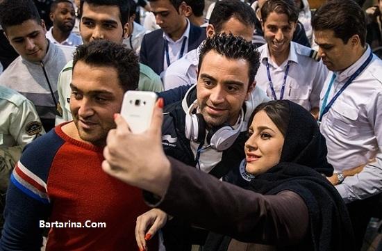 ماجرای توهین ژاوی به تماشاگران ایرانی با کلمه بی فرهنگ