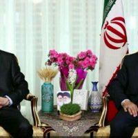 فیلم پیام نوروزی ۹۶ محمود احمدی نژاد در کنار حمید بقایی