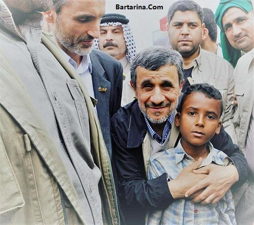 فیلم صحبت های احمدی نژاد در شهر اهواز خوزستان فروردین 96