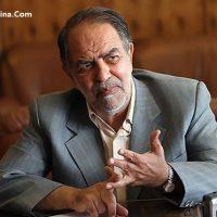سکته قلبی اکبر ترکان مشاور رئیس جمهور ۱۷ اسفند ۹۵ + عکس