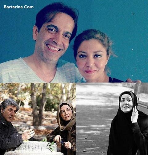 بازگشت بهناز سلیمانی و گرشاسبی از شبکه جم به ایران + عکس