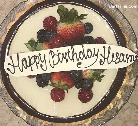 فیلم جشن تولد بریتنی اسپیرز برای دوست پسرش سام اصغری