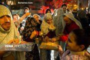 عکس جشن و رقص مردم در شب چهارشنبه سوری ۲۴ اسفند ۹۵ + فیلم