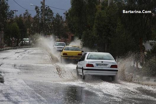 وضعیت آب و هوای کشور در تعطیلات عید نوروز 96 + هواشناسی